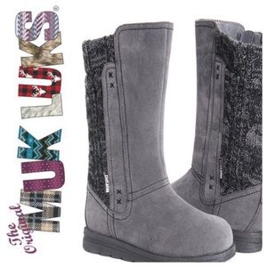Muk Luks Stacy Boots, 7 - NWT